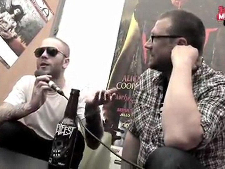 HellFest : live & Interviews