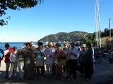 la plage abandonnée v2- Les Amis de La Napoule chantent la plage abandonnée .....de la Raguette
