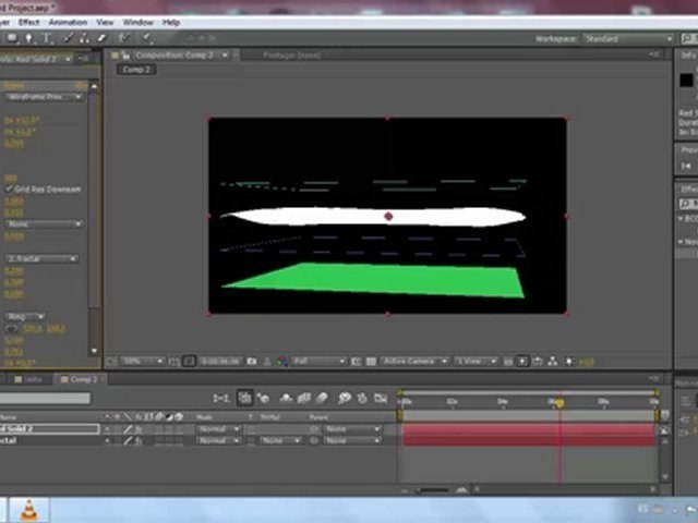 Crear líquidos - Tutorial After Effects