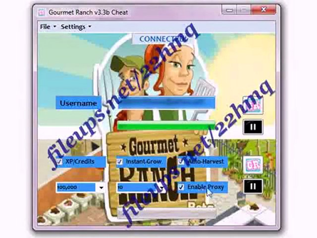 Gourmet Ranch Codes 2011(Facebook Gourmet Ranch v3.3b Cheats,Codes)2011 Gourmet Ranch