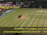 Federer X Nadal - Grandes Rivalidades do Tênis