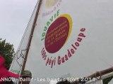 Tour de Guadeloupe à la Voile Traditionnelle 2011 (TGVT)-Baillif-Les Saintes