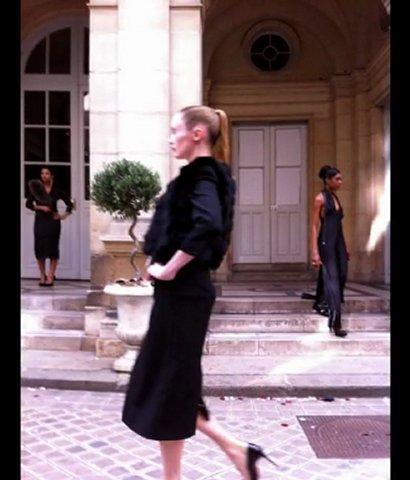 Martin Raffa haute couture automne hiver 2011-2012 Nathalie Sevikian Paris