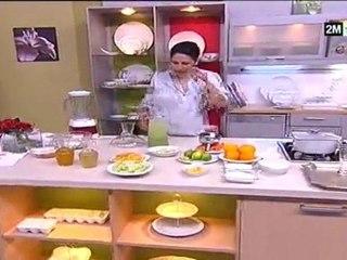 16 Recettes de jus choumicha de fruits à base de fruits Spécial Ramadan - choumicha Jus de ramadan, orange, pêches, fraises et légumes.