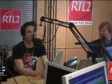 Train - interview RTL2 (http://www.rtl2.fr/videos)