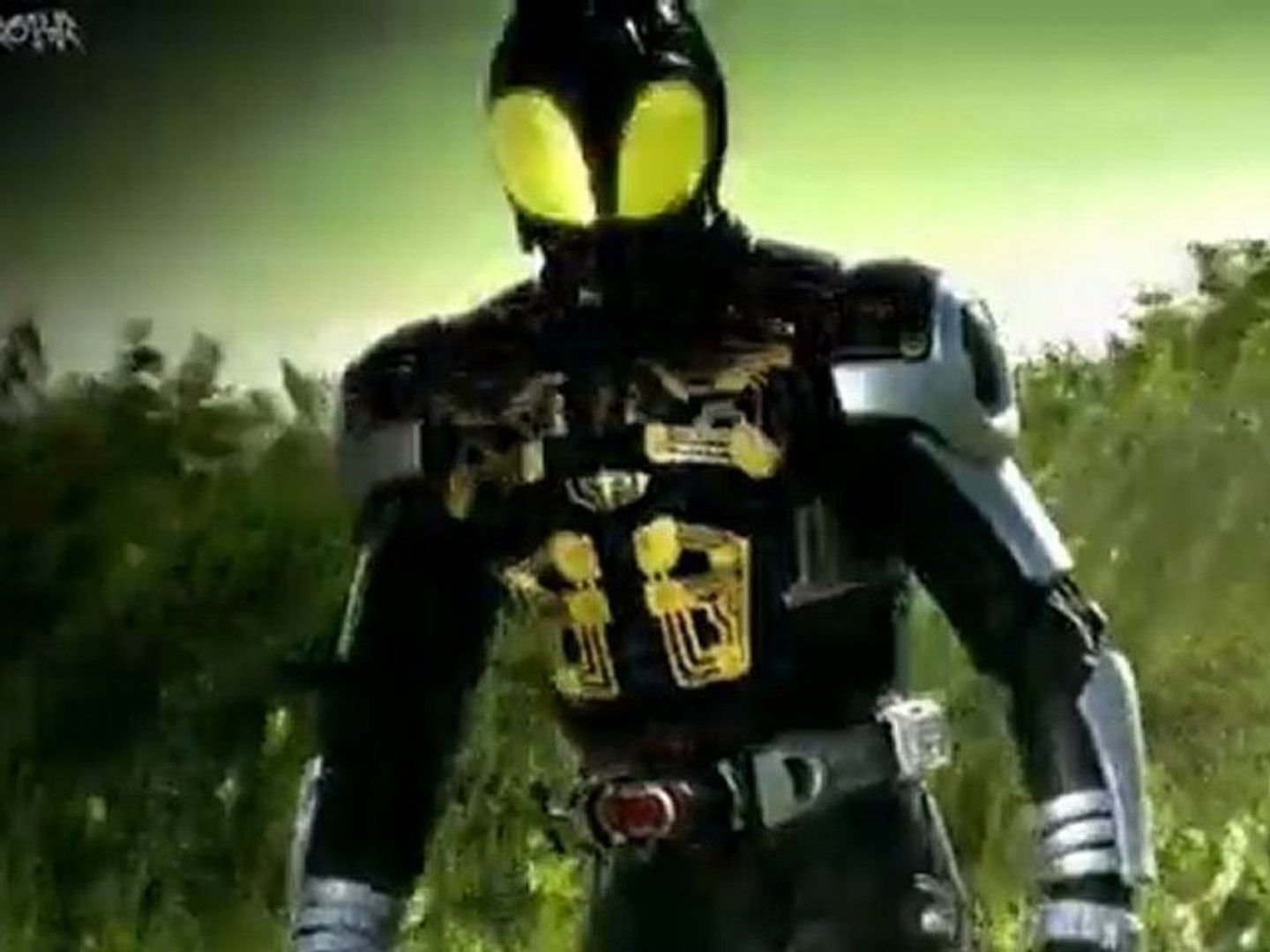 Kamen Rider Kabuto Music Video