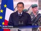 Un hommage national a été rendu mardi 19 juillet aux Invalides, à Paris, aux sept soldats français tués la semaine dernière en Afghanistan en présence de Nicolas Sarkozy, François Fillon, et d'une bonne partie de la classe politique unie pour l'oc