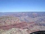 30 ans au dessus du Grand Canyon