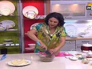 recette marocaine des briouates choumicha ramadan 2011 a la viande hachée kefta - cuisine marocaine Retrouvez les recettes de briouates choumicha ramadan 2011 sur Cuisine Marocaine : Briouates au thon