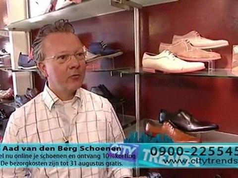 Aad van den Berg schoenen