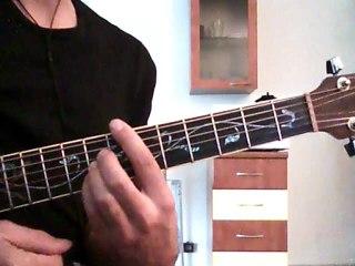 Visionnez les Cours Vidéo de Bouli G�n�rique - Accords Guitare avec cours en vid�o