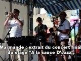 Marmande : Concert des stagiaires D'Jazz et Garonne