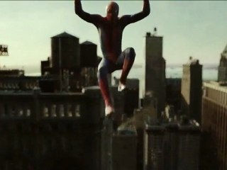 The Amazing Spider-Man : bande annonce #1 VO