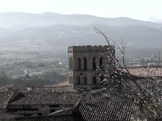 Cathédrale, cloître et trésor de Saint-Lizier : Routes du Catharisme et du Moyen âge
