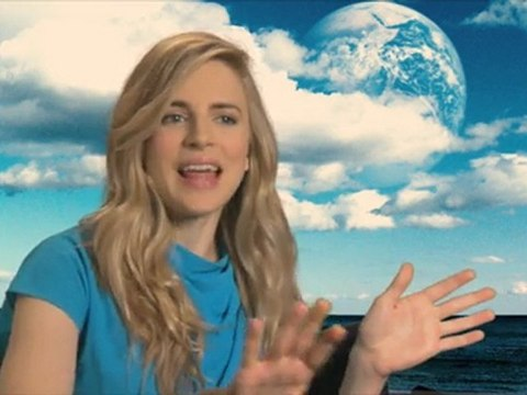 """Brit Marling Talks """"Another Earth"""""""
