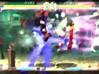 Features de Street Fighter III: Third Strike Online