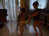 Danse sur musique d'Aurore 07 2011