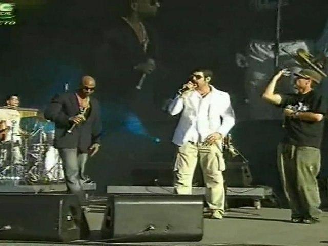 Orishas - Rock in Rio (Lisboa 03-06-2006)