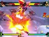 Ultimate Marvel Vs Capcom 3 - Capcom - Vidéo de Gameplay Strider Hiryu Vs Ghost Rider