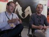 Interview Bernard Tanguy et Joël Catherin - Prix du Public - Festival du Film Court en plein air de Grenoble