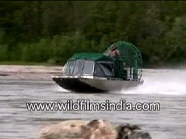 Speed Boats in Alaska