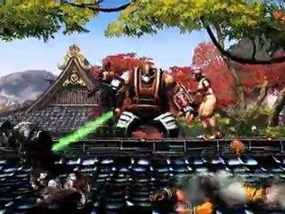 Comic Con Trailer de Street Fighter X Tekken