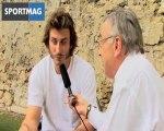 Interview - Maxime Médard