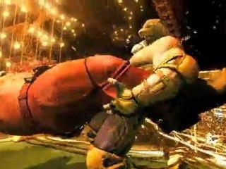 SDCC 2011 Cinematic Trailer de Street Fighter X Tekken