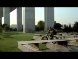 Danny MacAskill extreme street BMX ride