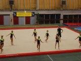Gymnastique Acrobatique - Fête Nationale de la Gymnastique 2010 @ Wattrelos.