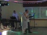 (Pietro B ft Dj Fcas - Lass ihn gehen) et (dj fcas en LIVE - Parodie Shérifa Luna)