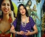 Actress Shruti Hassan Speak about her Anaganaga Oka Dheerudu