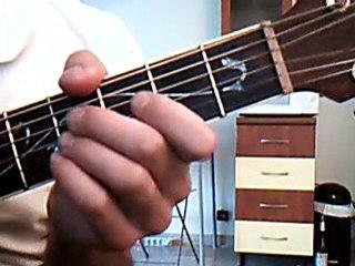 Visionnez les Cours Vidéo de Chanson populaire - Claude Fran�ois - Cours guitare avec accords