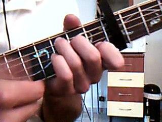 Visionnez les Cours Vidéo de Comme d'habitude - Claude Fran�ois - Cours guitare avec accords