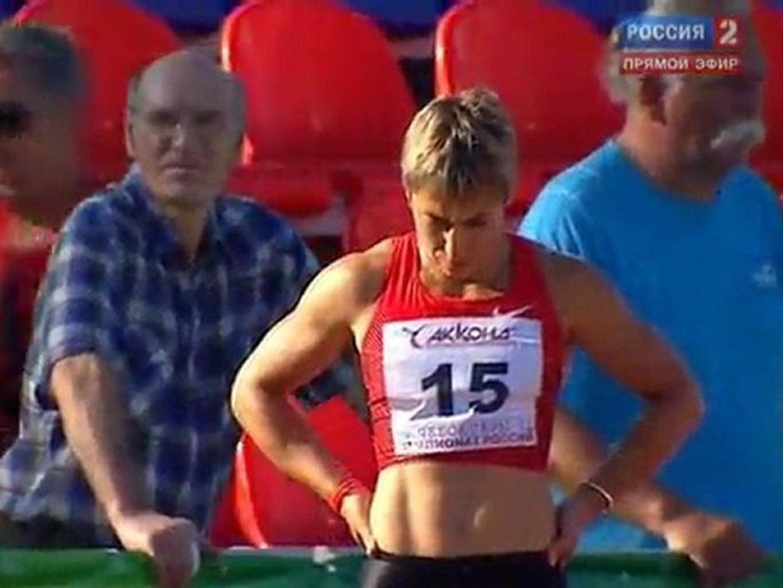 100м с/б Женщины Финал Чемпионат России в Чебоксарах 2011 - www.MIR-LA.com