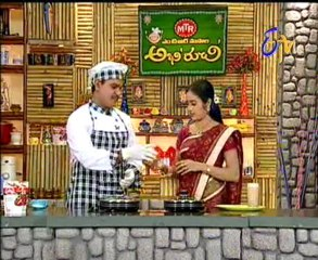 Etv Abhiruchi Pindi Vantalu,Urinche Vanta,Good food,Sweet Snacks   02