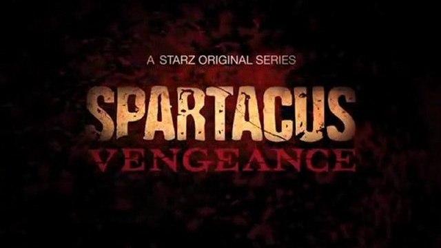 Spartacus Vengeance (Spartacus Blood And Sand - Saison 2) - Teaser Trailer Comic-Con [VO|HQ]