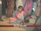 Vaccins tueurs en Inde (rougeole)