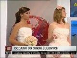 """Redaktor Naczelna Ślubclick.com o dodatkach do sukni ślubnych - """"Dzień Dobry Polsko"""" (3/6)"""