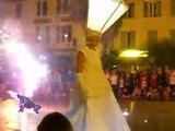 spectacle de rue Cie les lutins refractaires thuir