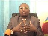 ELCTION EN  RD CONGO  QUE  DE L'AGITATION POUR  AUGUSTIN MUKAMBA