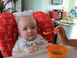 20110724 Premier petit pot