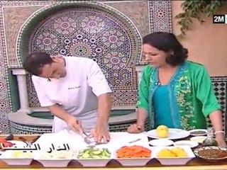 Chhiwat Choumicha - Chhiwat Bladi Casablanca Royal Mansour