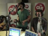 Young The Giant - The Strokes Cover - Session Acoustique OÜI FM