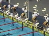 Hugues Duboscq : Séries du 100 m brasse des Mondiaux de Shanghai 2011