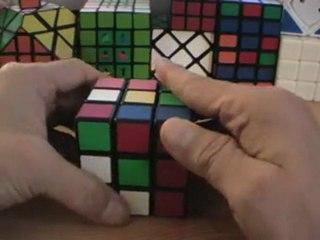 Solution du Rubik's Cube 0/6