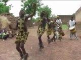 Danses africaines 1/3 - Burkina Faso 2008