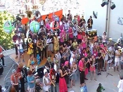 Fort En Son III - Festival de Fanfares festives - Grenoble