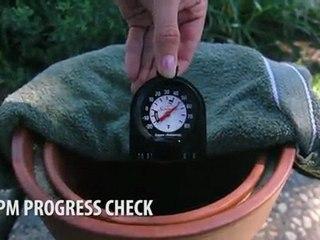Flower Pot Fridge! - Scientific Tuesdays