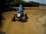Course de quad à Mas Rillier 2011 - Team Quad Noskill
